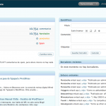 WordPress 2.8 – Nuevos colores, y ya en WordPress.com
