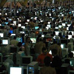 WordPress invade la Campus Party Valencia 2009