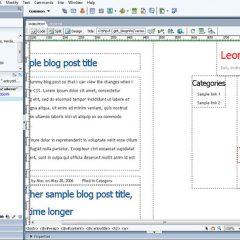 Diseña temas WordPress desde Dreamweaver