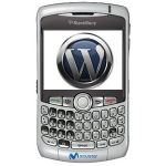 WordPress para Blackberry ßeta 0.9.0.149 soporta BIS