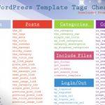 23 chuletas imprescindibles para WordPress