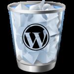 WordPress 2.9 incluirá una papelera de reciclaje
