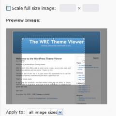 2 interesantes novedades en WordPress 2.9