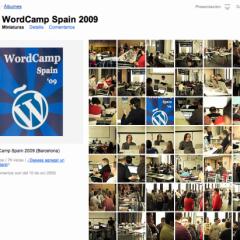 WordCamp España 2009 en imágenes