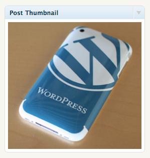 No puedo añadir imagen destacada en WordPress
