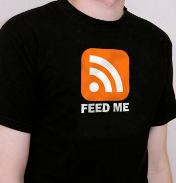 camiseta feed me