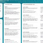 Chuleta (cheat sheet) de WordPress 2.8