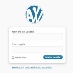 Tu propio logo en la pantalla de acceso