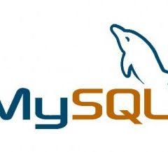 Nosotros también usamos MySQL, ¡ayuda a salvarlo!