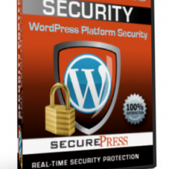 SecurePress, seguridad total en WordPress