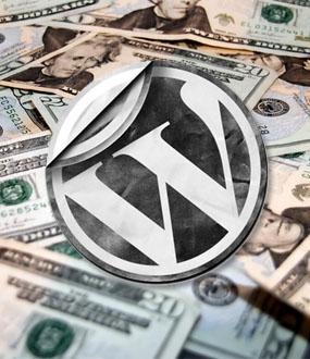 wordpress money