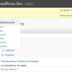 Activar creación de múltiples blogs desde WordPress 3.0-dev