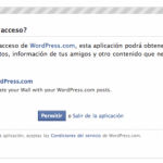 Compartir en Facebook desde Wordpress.com