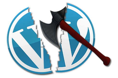 hack wordpress