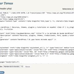 Desactivar el editor de plugins y temas en WordPress Multisitio