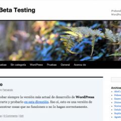 Temas compatibles con WordPress 3.0 … y anteriores