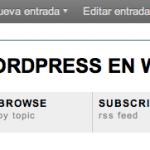 """Me gusta"" en WordPress.com"