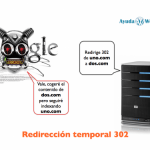 Redirección permanente 301 en WordPress.com