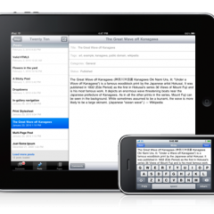 WordPress para iOS 2.5
