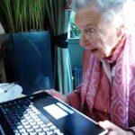 abuela ordenador