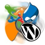 Joomla, Drupal y Wordpress