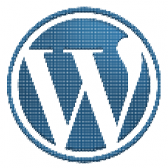 WordPress en ASCII