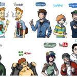 Publicar en las redes sociales