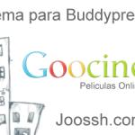 Tema Goocine para BuddyPress