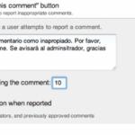 Moderar comentarios avisados en IntenseDebate