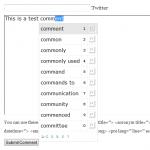 Google Scribe en los comentarios de WordPress