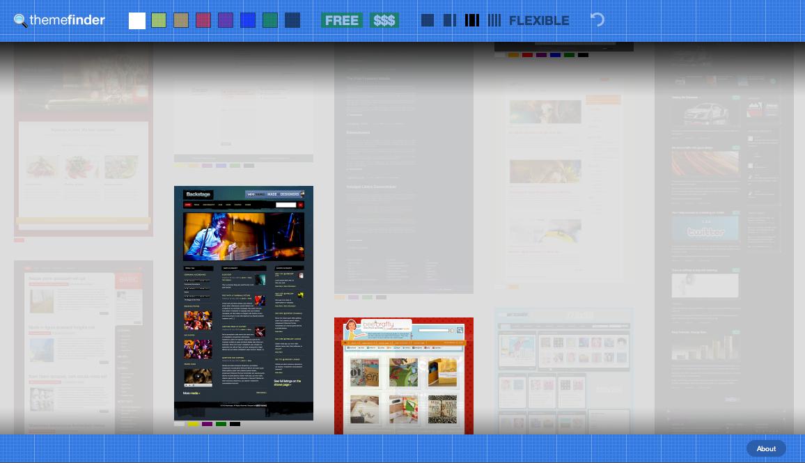 Buscador visual de temas WordPress • Ayuda WordPress
