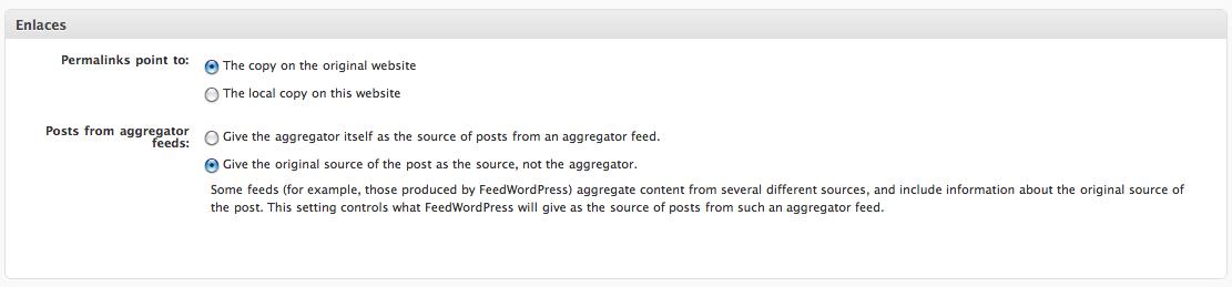 Como crear un agregador de blogs respetuoso con las fuentes • Ayuda ...