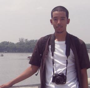 Karim Osman en WordCamp