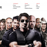 Rambo usa WordPress