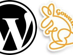 Gowalla en WordPress