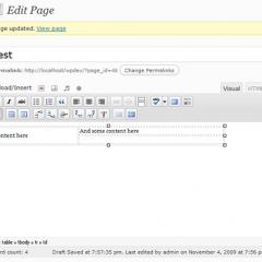 Añadir tablas en WordPress de manera sencilla