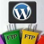 Actualizar WordPress por FTP en segundos