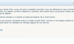 Personalizar la ayuda de WordPress