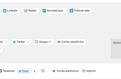 Google +1 ya en WordPress.com