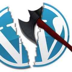 WordPress hackeado en menos de 2 minutos