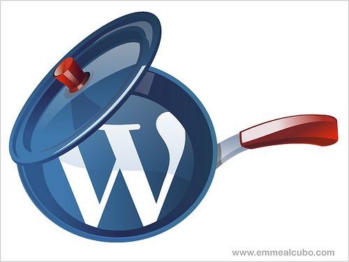 WordPress cocina