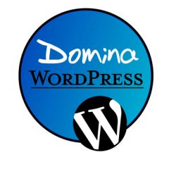 "Curso intensivo ""Domina WordPress"""