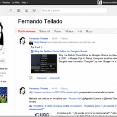Google + en tu blog