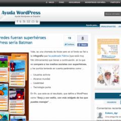 M-shots en WordPress alojado