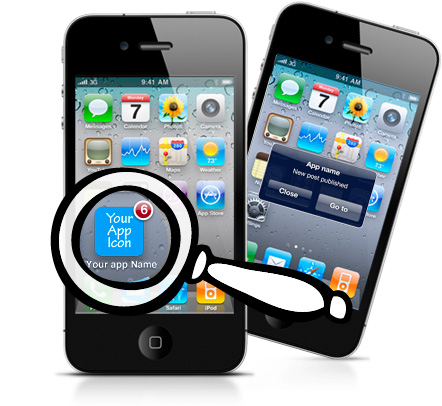 Convierte WordPress en una aplicación nativa para iPhone • Ayuda ...