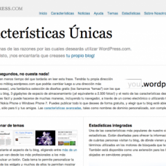 Manual de WordPress.com 2011