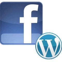 De WordPress a tu página de Facebook en un clic