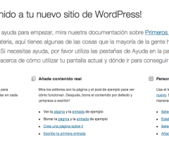 WordPress 3.3: Lista de cambios que todo desarrollador debe revisar