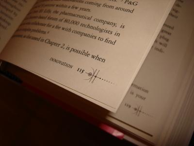 pagina libro