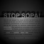 Apago el blog para que no nos apaguen del todo #SOPA #PIPA #leysindewert